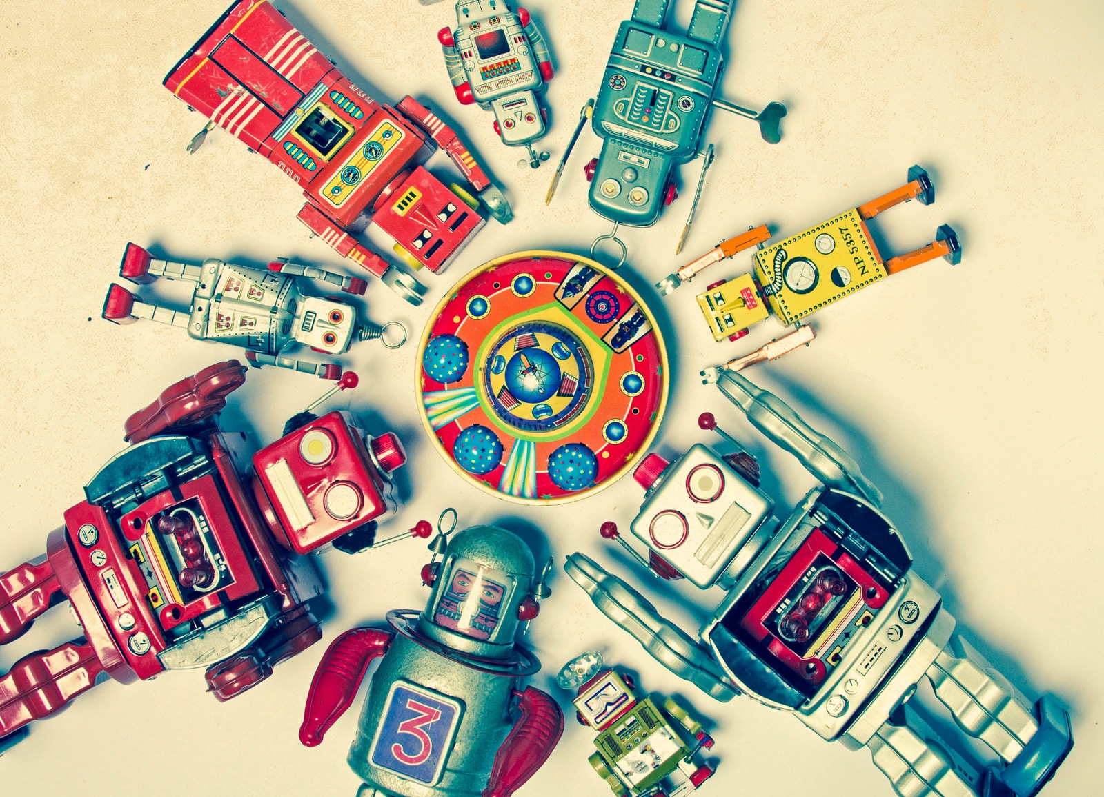 The History of Robotics: From an Idea to Drones and Beyond