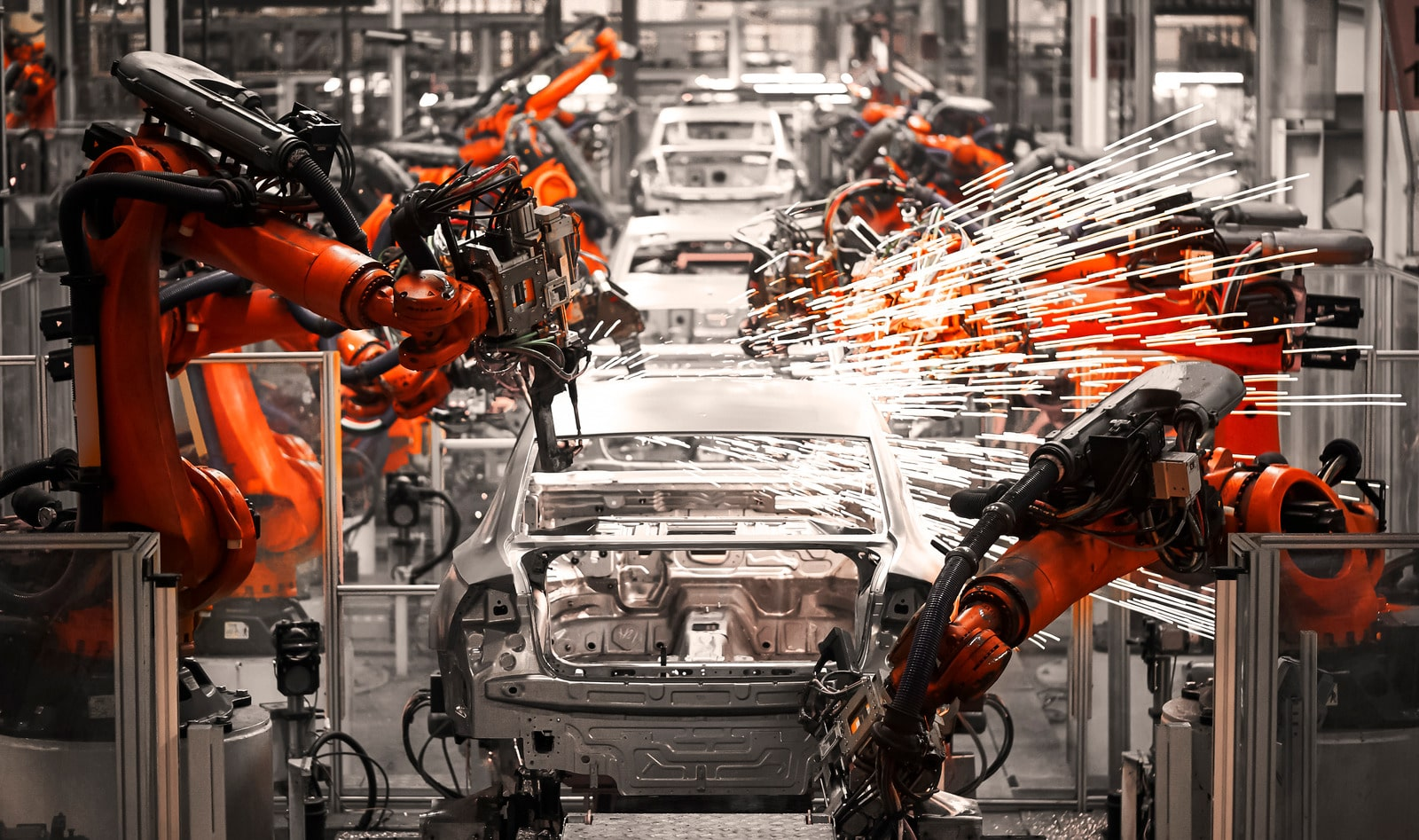 Current Trends in Robotic Automation